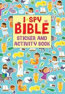 I Spy Bible Sticker and Activity Book Novelty Book