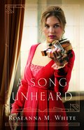 A Song Unheard (#02 in Shadows Over England Series) Hardback