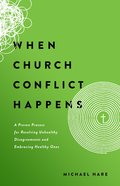 When Church Conflict Happens eBook