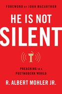 He is Not Silent eBook
