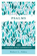 Psalms - Everyday Bible Commentary (Everyday Bible Commentary Series) eBook