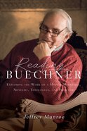 Reading Buechner eBook