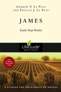 James (Lifeguide Bible Study Series) eBook