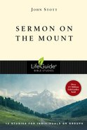Sermon on the Mount (Lifeguide Bible Study Series) eBook