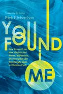 You Found Me eBook