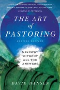The Art of Pastoring eBook