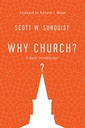 Why Church? eBook