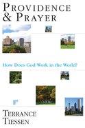Providence and Prayer eBook