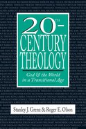 20Th-Century Theology eBook