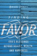 Finding Favor eBook