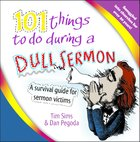 101 Things to Do During a Dull Sermon