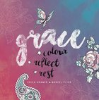 Grace (Adult Coloring Books Series) Hardback