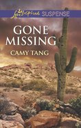 Gone Missing (Love Inspired Suspense Series) eBook