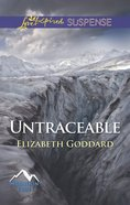 Untraceable (Mountain Cove) (Love Inspired Suspense Series) eBook