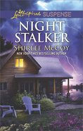Night Stalker (Fbi: Special Crimes Unit) (Love Inspired Suspense Series) Mass Market