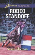 Rodeo Standoff (Mckade Law #02) (Love Inspired Suspense Series)
