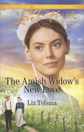 The Amish Widow's New Love (Love Inspired Series) Mass Market