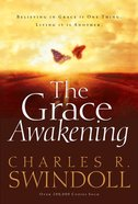 The Grace Awakening (Unabridged, Mp3) CD