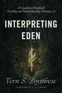 Interpreting Eden eBook