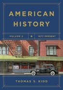 American History, Volume 2 eBook