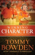 Winning Character eBook