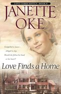 Love Finds a Home (#08 in Love Comes Softly Series) eBook