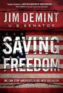 Saving Freedom (1 Mp3) CD