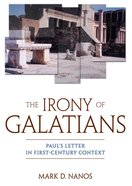 Irony of Galatians eBook