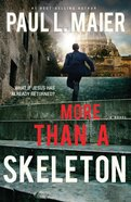 More Than a Skeleton (Unabridged, Mp3) CD