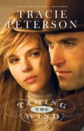 Taming the Wind (Unabridged, MP3) (#03 in Land Of The Lone Star Audio Series) CD