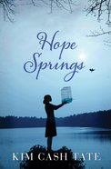 Hope Springs (Unabridged, Mp3) CD