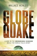 Globequake (Unabridged, Mp3) CD