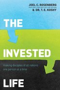 The Invested Life (Unabridged, 7cds) CD