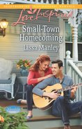 Small-Town Homecoming (Moonlight Cove) (Love Inspired Series) eBook
