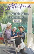 The Amish Nanny (Brides of Amish Country) (Love Inspired Series) eBook