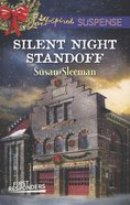 Silent Night Standoff (First Responders #01) (Love Inspired Suspense Series) eBook