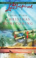 Christmas Homecoming (Davis Landing #06) (Love Inspired Series) eBook