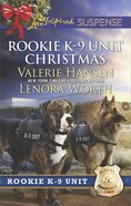 Surviving Christmas / Holiday High Alert 2 Books in 1 (Rookie K-9 Unit) (Love Inspired Suspense Series) eBook
