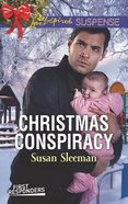 Christmas Conspiracy (First Responders) (Love Inspired Suspense Series) eBook
