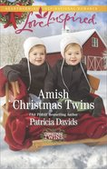 Amish Christmas Twins (Christmas Twins) (Love Inspired Series) eBook