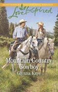 Mountain Country Cowboy (Hearts of Hunter Ridge) (Love Inspired Series) eBook