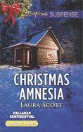 Christmas Amnesia (Callahan Confidential) (Love Inspired Suspense Series) eBook