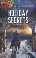 Holiday Secrets (Mckade Law #01) (Love Inspired Suspense Series) eBook