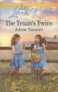 The Texan's Twins (Lone Star Legacy) (Love Inspired Series) eBook