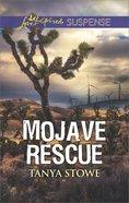 Mojave Rescue (Love Inspired Suspense Series) eBook