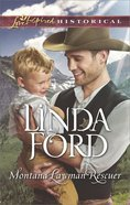 Montana Lawman Rescuer (Big Sky Country) (Love Inspired Series Historical) eBook