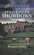 Texas Ranger Showdown (Lone Star Justice) (Love Inspired Suspense Series) eBook