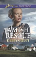 Amish Rescue (Love Inspired Suspense Series) eBook