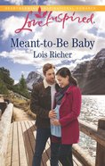 Meant-To-Be Baby (Rocky Mountain Haven) (Love Inspired Series) eBook