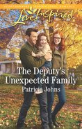 The Deputy's Unexpected Family (Comfort Creek Lawmen) (Love Inspired Series) eBook